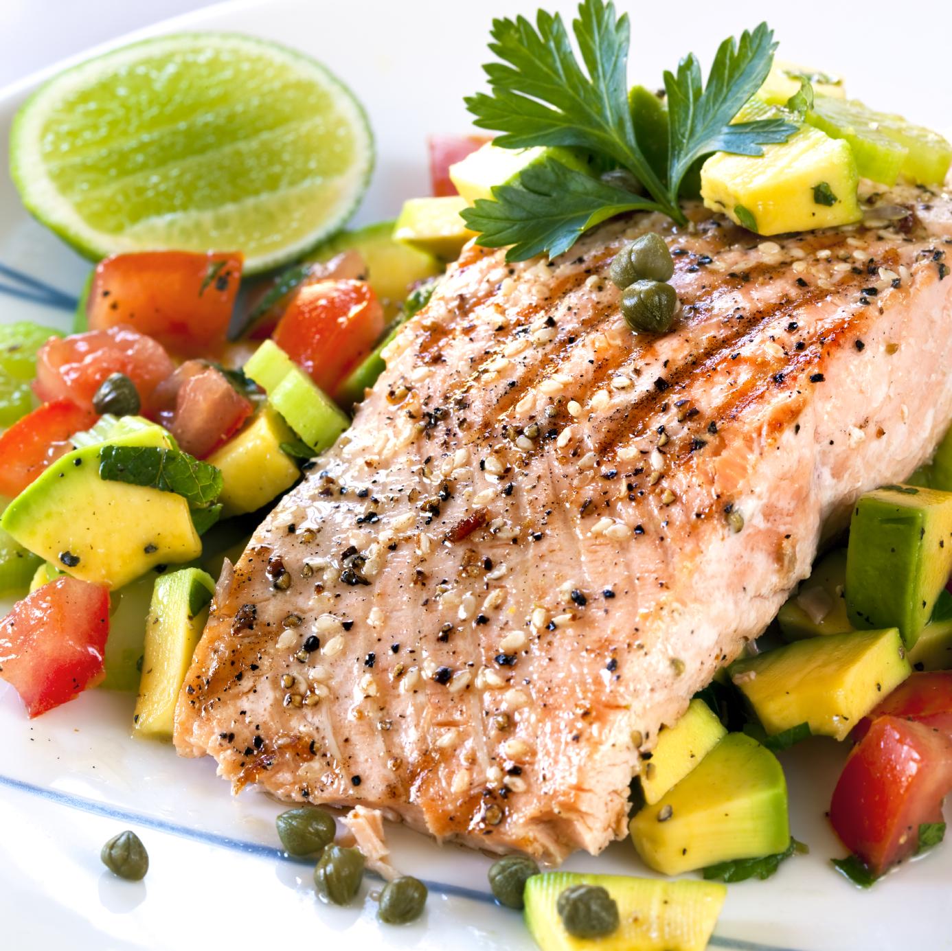 Healthy-Dinner - Precision Athletics