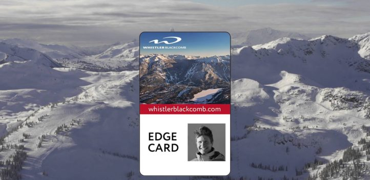 Whistler Backcomb Edge Card offer