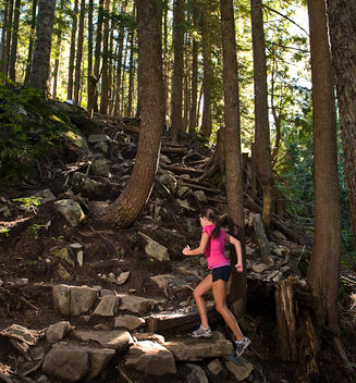 improve grouse grind time