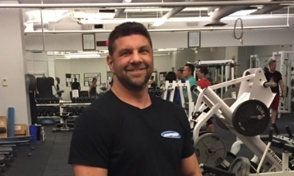 personal trainer shawn pallan vancouver location