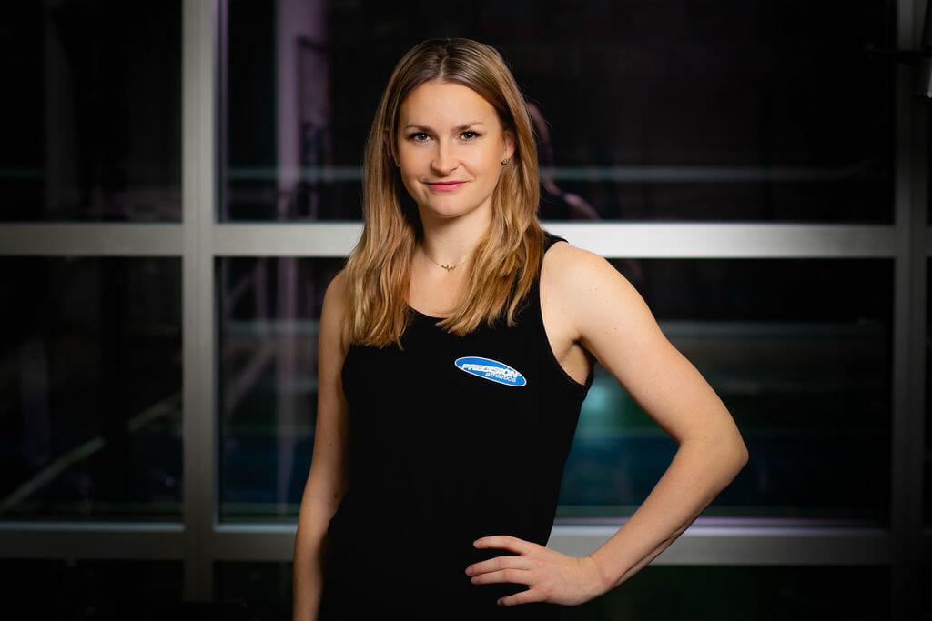 Personal Trainer Vancouver - Ewa Dolowy